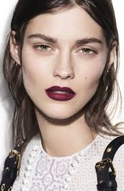 burberry velvet lace makeup collection for spring 2016 look