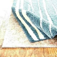 best rug pad for hardwood floors non slip safe pads carpeted engineered