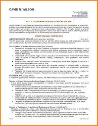 Human Resources Generalist Resume Fabulous Hr Generalist Resume