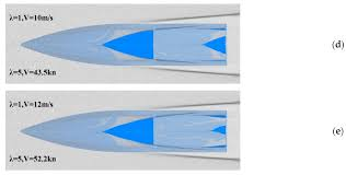 Planing Hull Design Theory Jmse Free Full Text Numerical Investigation On The Scale