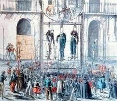 Revista La Ciudad | El 25 de octubre de 1837 fueron ejecutados los asesinos  de Facundo Quiroga