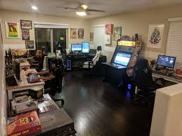 office game room. My Office / Game Room