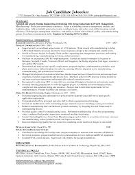 Project Engineer Sample Job Description Construction Hvac Resume