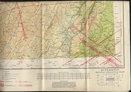 Virginia Aeronautical Chart Sectional Aeronautical Chart Huntington West Virginia J 17