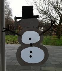 Einfache Weihnachtliche Fensterbilder Mit Kindern Basteln