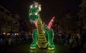 Electric Light Parade Disneyland This Classic Disney Parade Is Returning This Summer But