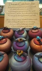 Dream Catcher Jar Spirit of the Red Horse sells beautiful handcrafted Raku Pottery 92
