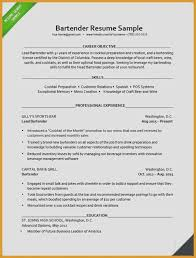 Bartender Resume Job Description Impressive Bartender Job Description Resume Expert Server Bartender Resume