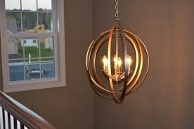 contemporary chandeliers for foyer with high ceilings