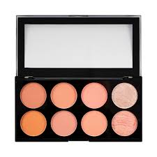makeup revolution ultra blush palette hot e to view a larger image