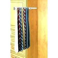 closet tie rack organizers closet tie rack wall mounted tie rack wall mounted tie organizer closet