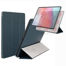 baseus simplism leather cover magnetic attraction tri fold stand for ipad pro 12 9