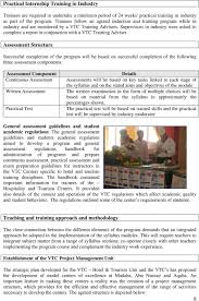 Vtc Organization Chart Modernizing The Vocational Training Corporation Hotel And