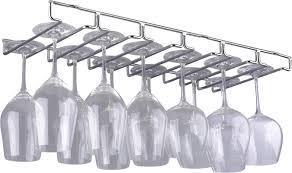 Hoyle Hanging Wine Glass Rack