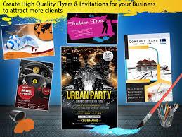 Make Flyer App App To Make Flyers Magdalene Project Org