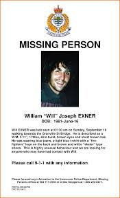 Missing Persons Posters Missing Person Poster Template Authorization Letter Pdf 24