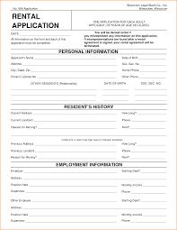 Lease Application 24 Images Of Tenants Rental Application Blank Template Learsy 15