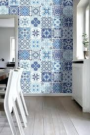 kitchen tile decals blue tile stickers tile decals kitchen kitchen backsplash tile decals
