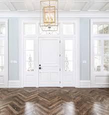 Wood floor designs herringbone Herringbone Tile Herringbone Wood Floor Design By Gretchen Black The Harper House Design Trend Herringbone Wood Floors The Harper House