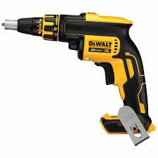 dewalt 20v max xr drill. dewalt dcf620b 20v max xr li-ion brushless drywall screwgun bare tool dewalt 20v max xr drill
