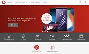 Vodafone Online Mağaza ile web sitesinden cihaz satışı yapıyor - Teknoblog