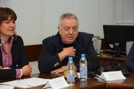 this round table conference is especially important declared the honorary rector and honorary professor of