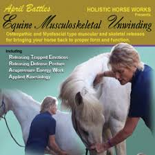 "Horse Therapy-Home Study ""equine Musculoskeletal Unwinding"" -Watch ..."