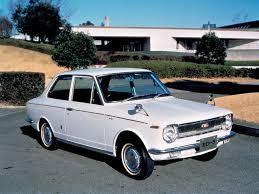 Toyota Corolla (E10, KE10, first generation, 1966-1970, JDM ...