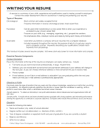 Functional Resume Examples For Career Change Resume Online Builder