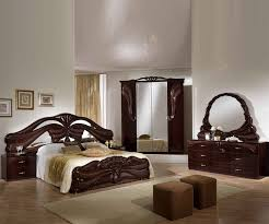 Italian Bedroom Set ben pany silvia silvia mahogany finish italian bed group set 8172 by guidejewelry.us