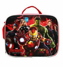 <b>Рюкзаки</b> и сумки <b>Marvel</b> красного цвета для мальчиков | eBay