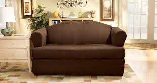 Full Size of Sofa:armless Couch Slipcovers Sure Fit Ottoman Covers Sure Fit  Stretch Faux ...