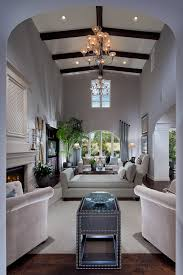 Working With A Long Narrow Living Room  Emily A ClarkLong Thin Living Room Ideas
