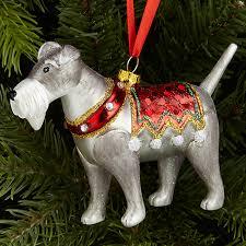 Porcelain hound tree ornament, Jonathan Adler, now 11.99