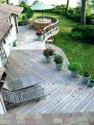 how to build a deck over a concrete patio build floating deck floating deck 1 how