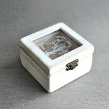 personalised wedding ring box ring bearer custom engagement ring holder anniversary wooden ring box party diy decorations
