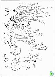 Small Picture Horseland Coloring Page DinoKids Coloring Home
