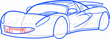 Small Picture Draw the Hennessey Venom GT Step by Step Drawing Sheets Added