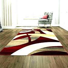 red brown and cream area rugs rug beige