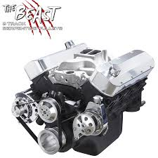 Chevy Big Block Serpentine Conversion Kit for Long Mechanical ...