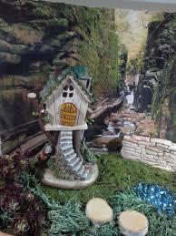 Fairy Garden Tree House, Resin Fairy Garden House For your Fairy Garden,  Woodland Fairy House, Fairy Home for Miniature Gardening from  BarbarasBoutiqueShop ...