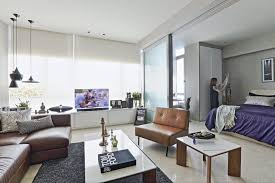 Large studio apartments Makeover How To Live Large In Studio Apartment Lookbox Living How To Live Large In Studio Apartment Lookboxliving