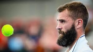 18 (18.01.16, 1703 points) points: La Drole De Mesaventure De Benoit Paire Quatre Doubles Fautes Pour Un Break Blanc Eurosport