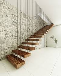 Floating Stairs by finesse contemporary-staircase