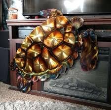 metal sea turtle sea turtle metal