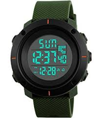 civo mens big face sports luxury waterproof stainless steel band mens boys military digital fashion sports watch led black light 50m waterproof big face watches for