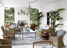 le colonial living room