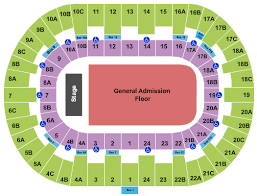 Jam In The Valley Seating Chart Pechanga Arena Seating Chart San Diego