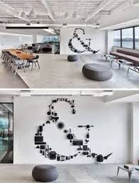 wall decor ideas for office. Office Wall Decor Ideas - What Do A Rocket, Pair Of Binoculars, Beer Bottle, And Plastic Heart All Have In Common? Not Lot, But If You Paint Them For E
