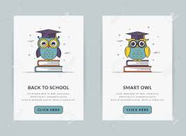 Mobile App Onboarding Screen Templates For Education And School